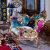 欧式豪华客厅实木沙发法式宫廷茶几沙发组合别墅高端定制家具