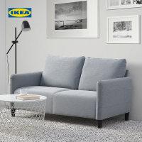 IKEA宜家ANGERSBY安吉斯比双人沙发北欧现代简约布艺沙发客厅卧室